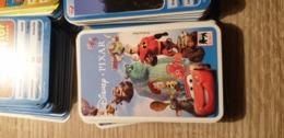 Lot 286 Cartes Disney Pixar Auchan - Autres Collections