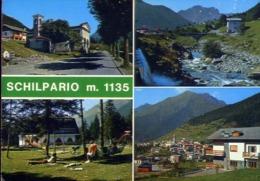 Schilpario - Bergamo - Formato Grande Viaggiata – E 14 - Bergamo