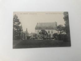 Faulx-les-Tombes  Gesves   Château Deville - Gesves