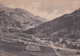 CARTOLINA - CUNEO - ARGENTERA ( VALLE STURA ) M. 1690 - PANORAMA - Cuneo