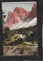 AK 0358  Tiroler-Dolomiten - Geislerspitzen ( Sas Rigais ) Um 1920 - Bolzano (Bozen)