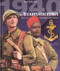 LES TROUPES COLONIALES CAMPAGNE FRANCE GUERRE 1939 1940 TIRAILLEURS MARSOUINS - 1939-45