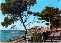 Imperia. Panorama Di Porto Maurizio. VG. - Imperia