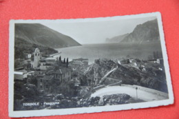 Lago Di Garda Trento Torbole Veduta Insolita NV - Autres Villes