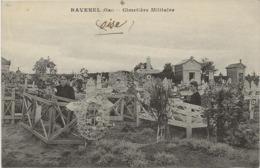 RAVENEL - OISE - CIMETIERE MILITAIRE - Other Municipalities