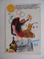 ITALIA OLIMPIONICA ITALIE OLIMPIQUE OLIMPIADI 1960 Casa Editrice Astoria Milano - Olympic Games