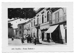 Sala Consilina (Salerno). Piazza Umberto I°. - Salerno