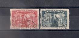 Russia 1934, Michel Nr 472-73, Used - 1923-1991 USSR
