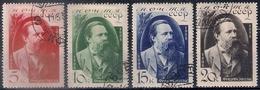 Russia 1935, Michel Nr 523-26, Used - 1923-1991 USSR