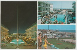 RIO MOTEL WILDWOOD NJ NEW JERSEY 1977 Postcard - Other