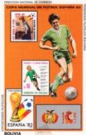Bolivia Hb Michel 125 - Coppa Del Mondo
