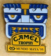CAMEL TROPHY MUNDO MAYA '95 -            (22) - Rally