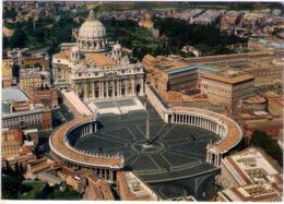 Roma. S.Pietro. Vista Aerea. VG. - San Pietro
