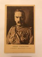 CPA NON CIRCULEE - JOSEF PILSUDSKI - PIERWSZY MARSZALEK POLSKI - Hombres Políticos Y Militares