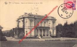 La Fraineuse - Siège De La Confèrence De Spa En 1920 - Spa - Spa