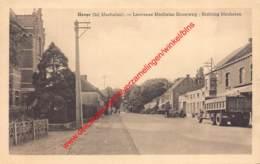 Leuvense Mechelse Steenweg Richting Mechelen - Hever - Boortmeerbeek