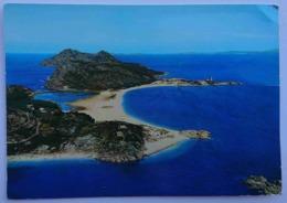 ISLAS CIES - CIES ISLANDS - VIGO (Galicia) - Vista Aérea -  Nv S2 - Autres