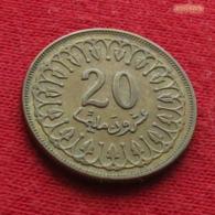 Tunisia 20 Millim 1983 KM# 307 Tunisie Tunez Tunesia - Tunisia