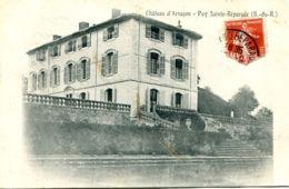 N°76375 -cpa Château D'Arnajon -Puy Sainte Réparade- - Autres Communes