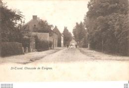 1262) SINT-TRUIDEN - Chaussée De Tongres - 1904 - Sint-Truiden