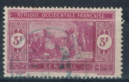 Senegal (French Colony), 3f., African Market, 1927, VFU - Used Stamps