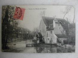 Vannes Du Moulin De JARCY - France