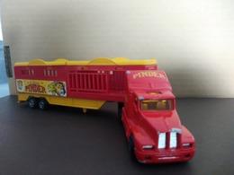 Pinder - Camion Pour Fauves - Majorette - Toy Memorabilia