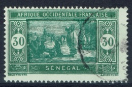 Senegal (French Colony), 30c., African Market, 1927, VFU - Used Stamps