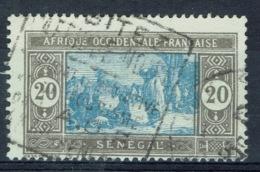 Senegal (French Colony), 20c., African Market, 1927, VFU - Senegal (1887-1944)