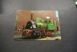 TR1587  -  Post Card  Werkslokomotive Buderus IV - Trains