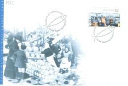 Finland 2000; Stromling Market - FDC Michel 1510. - Finland