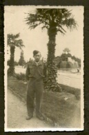 PHOTO-Personne Militaire - Anonymous Persons
