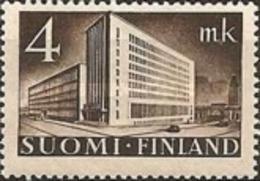 Finland - Central Post Office In Helsinki -1939 - Finland