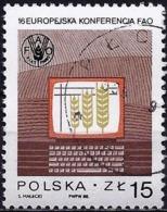 Poland 1988 - Mi 3156 - YT 2963 ( FAO Conference ) - 1944-.... République