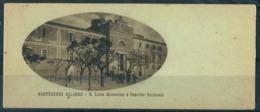 MONTELEONE CALABRO - R.Liceo Ginnasiale E Convitto Nazionale - Vibo Valentia