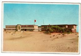 Oostduinkerke - Home Emile Vandervelde - Pavillons Dortoirs - Vue Vers La Mer - Circulée - 2 Scans - Oostduinkerke