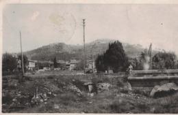 Six-fours- Pont Du Brusc & Fort (ch. Du Grand Chrestian En Face)  ** Belle Carte Photo De 1951- ** Ed. Mlle Cayol N° 4 - Six-Fours-les-Plages