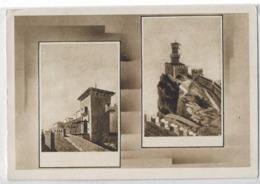 CARD  SAN MARINO PORTA DEL LOCO E SECONDA TORRE-FG-V-2- 0882-29212 - San Marino
