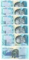 Venezuela - 100 Pcs X 10000 Bolivares 2017 UNC Bundle Lemberg-Zp - Venezuela