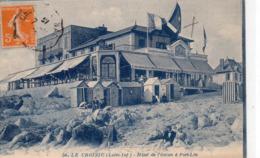 Le Croisic Animée Port-Lin Hôtel De L'Océan - Le Croisic