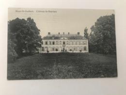 Mont-Saint-Guibert    Château De Bierbais - Mont-Saint-Guibert