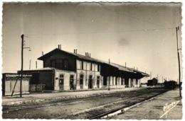 72 - Mamers - La Gare - Mamers