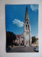 89 AUXERRE Eglise Saint-Germain Entrée De La Préfecture - Auxerre