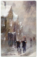 ARTIST : PROF VAN HIER - SNOWDRIFTS - Other Illustrators