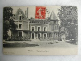 ETIOLLES - Villa Du Vieux Parc - France