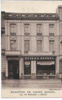 CPA NORD 59 LILLE Académie De Coupe DUNKEL 179 Rue Nationale - Lille