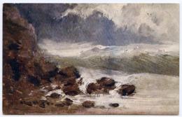 ARTIST : PROF VAN HIER - THE FOAMING SEA - Other Illustrators