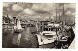 Cpsm N° 441 LE POULIGUEN Le Port - Le Pouliguen