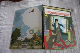LA MALEDICTION DES SEPT BOULES VERTES   Le Voyageur Imprudent    Editions: CASTERMAN   EO 1988  TBE - Altri