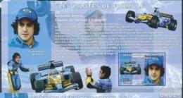 REP. CONGO :  FORMULE 1 : CARS    MNH (imperforated) - Democratic Republic Of Congo (1997 - ...)